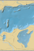 Big St. Germain Lake Fold Map