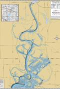 Wisconsin River below Nekoosa Dam Fold Map