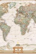 National geographic executive world map gumiabroncs Choice Image