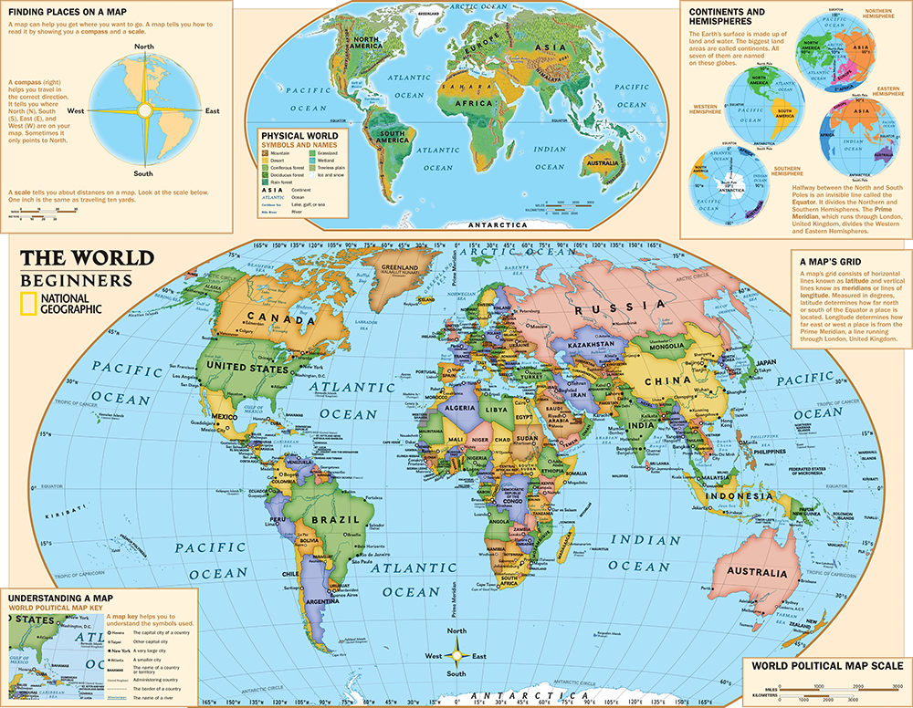 geography of the world Geography quizzes about countries, cities, capitals, bodies of water, mountains and landmarks have fun with these and get a grade for your trivia knowledge.