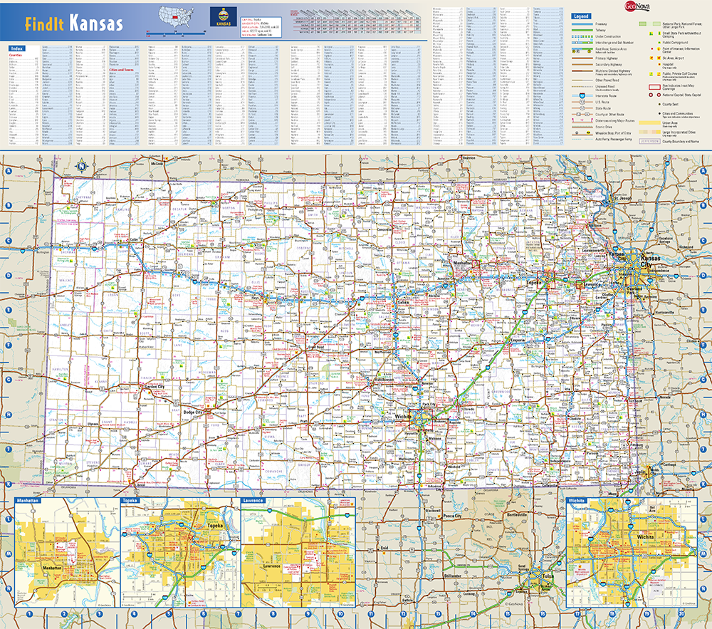 Kansas State Wall Map by Globe Turner on missouri map, kansas small town map, printable kansas map, kansas interstate map, kansas elevation map, the state map, usa map, herington kansas map, colorado map, kansas lakes map, arkansas map, kansas counties map, kansas road map, kansas map with all cities, united states map, tennessee state map, kansas us map, oklahoma map, nebraska map, colby kansas map,