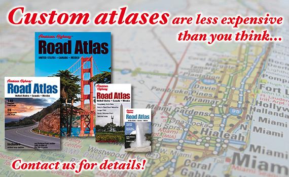 Custom atlases