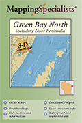 Green Bay North Fold Map