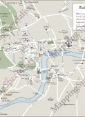 Map of Blakes London