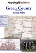 Green County Street Atlas