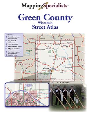 Green County Street Atlas
