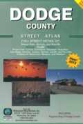 Dodge County Street Atlas
