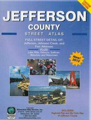 Jefferson County Street Atlas