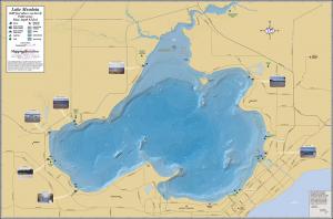 Pelican Lake Fold Map
