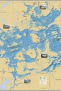 Chippewa Flowage Fold Map
