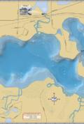 Oconomowoc Lake Fold Map