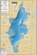Pine Lake Fold Map