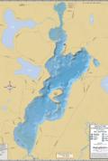 Squirrel Lake Fold Map