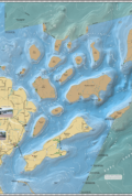 Chequamegon Bay & Apostle Islands Fold Map