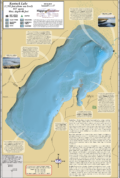 Kentuck Lake Fold Map