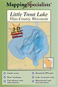Little Trout Lake Fold Map
