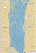 Mississippi River (Pool 8) Fold Map