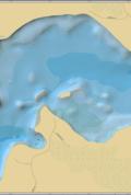 Found Lake Wall Map