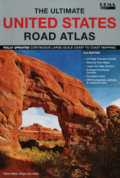Ultimate United States Road Atlas