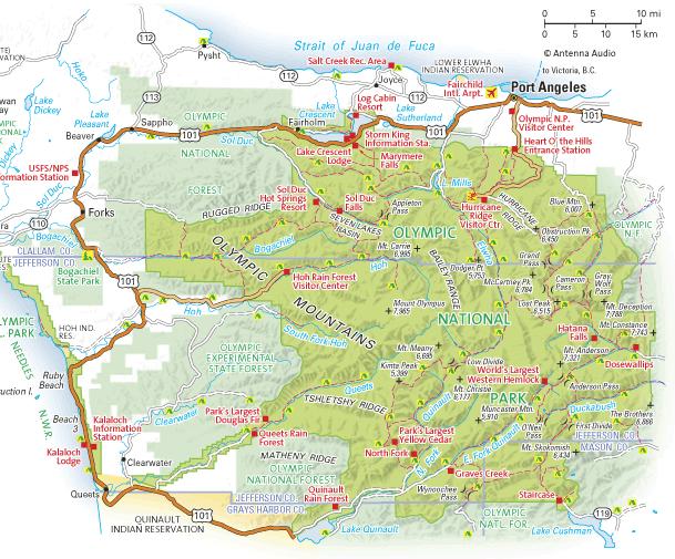 American Highway Large Print Road Atlas